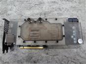 NVIDIA GEFORCE TITAN X - 4GB DDR5 VIDEO CARD WITH EWKC WATER-BLOK
